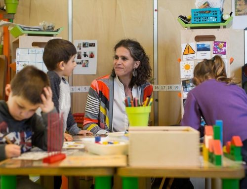 Documentaire France 5 : Au bonheur d'être prof