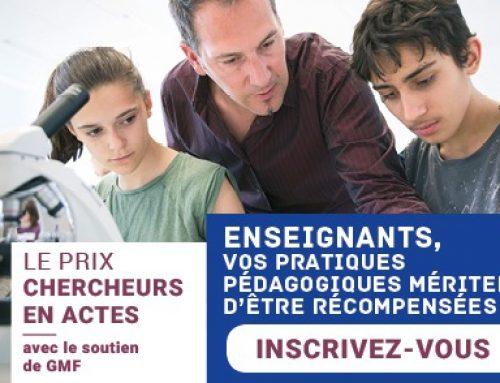 Prix Chercheurs en Actes : Tentez votre chance !