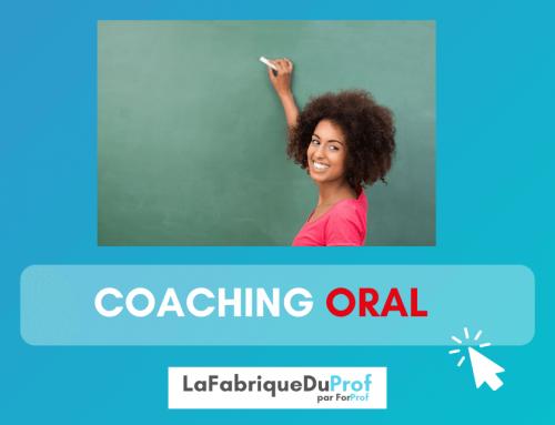 Coaching oral : stage de 2 jours pour améliorer votre posture orale !