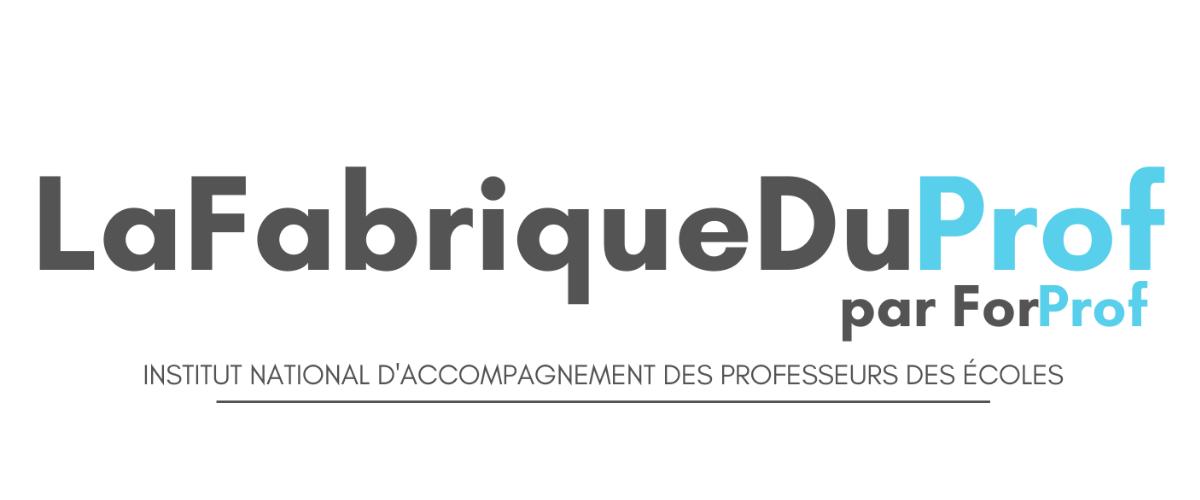 La Fabrique du Prof Logo